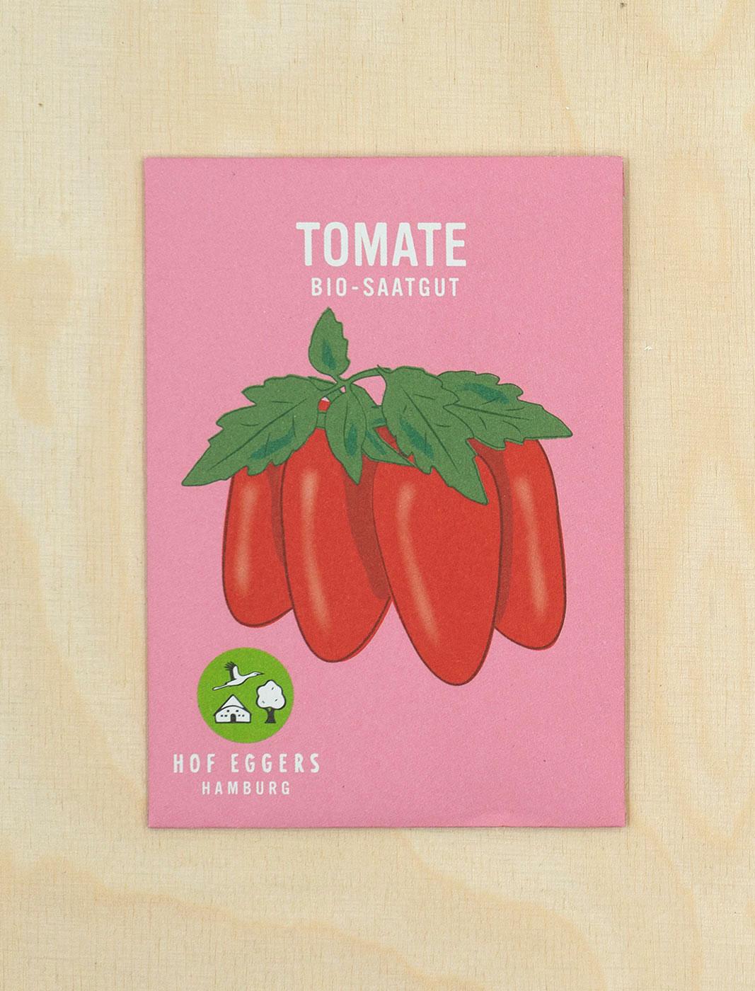 Tomate San Marzano, Saatgut