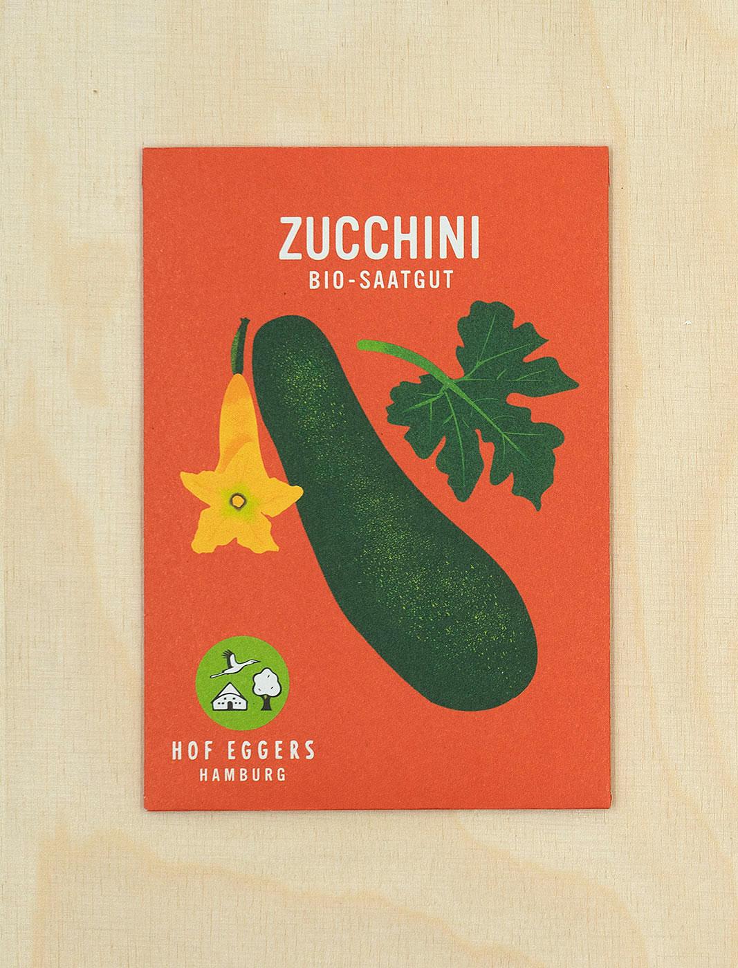 Zucchini Black Beauty, Saatgut