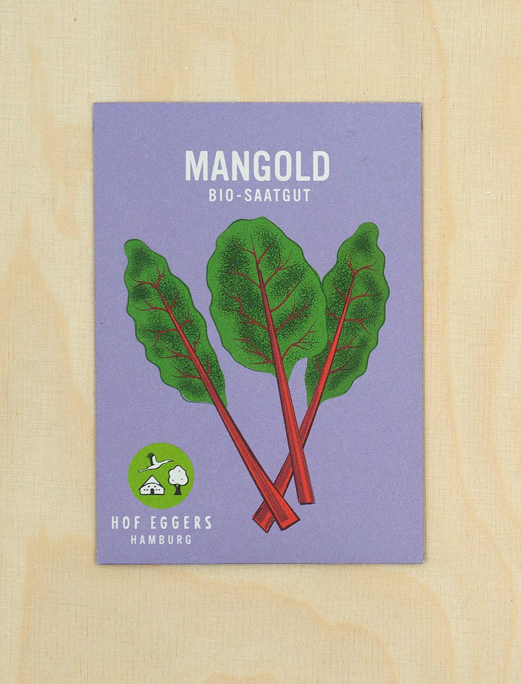 Mangold Feurio, Saatgut